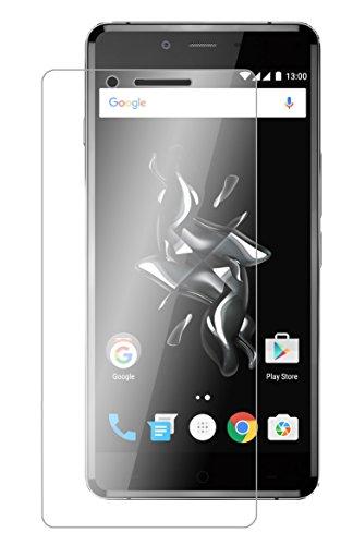Emartbuy® Premium Tempered Glass Schirm Schutz mit 9H Härte 0,25 mm für OnePlus X