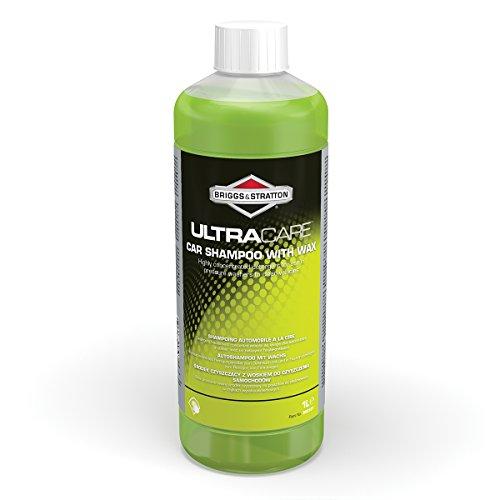 Briggs & Stratton 992527Ultra Care Autoshampoo mit Wachs, grün, 1Liter