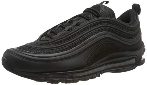 Nike Men's AIR MAX 97 Fitness Shoes, BlackWhite 001, 9 UK