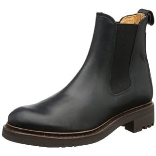 Aigle Damen Monbrison Chelsea Boots Schwarz (Black 9) 38 EU