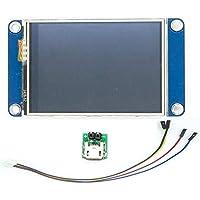 "NX3224T024 Nextion 2.4 ""Pantalla de Pantalla HMI Smart LCD Módulo 2.4"" pulgadas TFT Panel Táctil para Arduino Raspberry Pi DIYmaker"