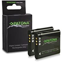 2x Batteria Olympus Li-50b | Pentax D-Li92 per Olympus mju 1010 | 1020 | 1030 SW | 9000 | 9010 | Tough-6000 | 6010 | 8000 | 8010 | Pentax Optio X70 | I-10 | RZ10 | RZ18 | WG1 GPS | WG2 GPS