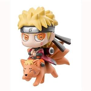 ! Megahobi EXPO It 's a nine-tailed Petit Chara Land NARUTO Shippuden Naruto 2013 SPRING (japan import)