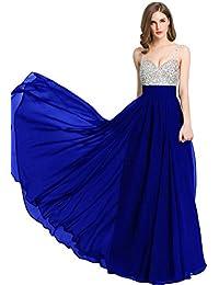9169dd045f3de Amazon.it  Vestiti - Donna  Abbigliamento  Sera e Cerimonia ...