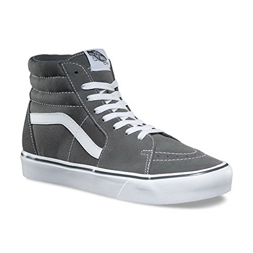 Vans Sk8-hi Lite (suede/canvas) -Fall 2017- Pewter Pewter