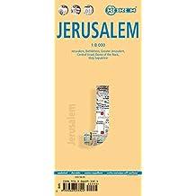 Jerusalem : 1/8 000