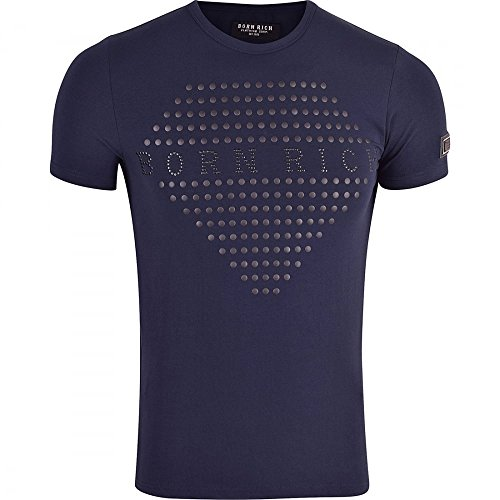 Born Rich Herren T-Shirt Sky Captain