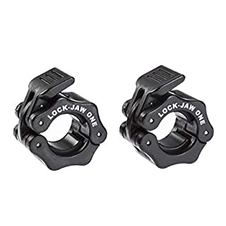 Lock Jaw Collar 25mm Hantel-Verschluss / Hantelstangen einfach unschlagbar