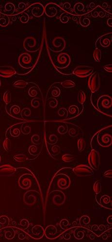 Id peelitstickit-005 60 x 130 cm, altezza moquette con motivo floreale, di alta qualità, carta da parati, in vinile, da parete