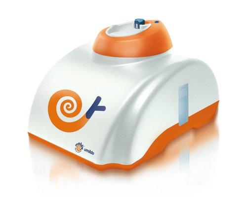 Mebby - 92304- Humidificateur d'air à Vapeur Chaude Umildo