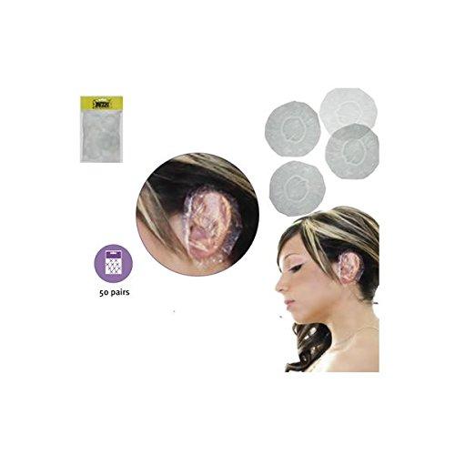 Protèges oreilles coiffure coloration par 100