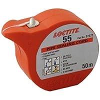 Loctite K97870 Henkel 55 - Sellador de tuberías, multicolor, 50 ml