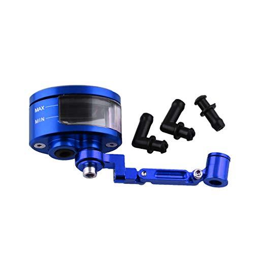 UHAoo Oil Cup CNC-Bremsen-Kupplungs-Geberzylinder Bremsflüssigkeitsbehälter Alu-Tank Oil Cup für Motorrad -