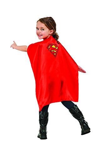 Rubies - Capa de disfraz Superman para niños