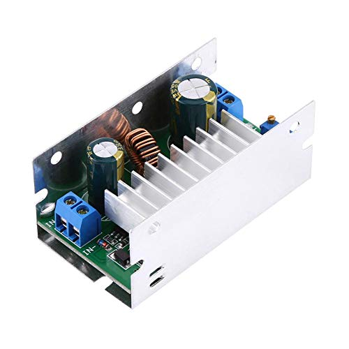 Akozon DC-zu-DC-Aufwärts-Stromversorgungsmodul 200 Watt 7A 6-35 V Zu 6-55 V High Power Step Up Boost Converter Ladegerät Modul Mit Aluminiumgehäuse 200w Gps