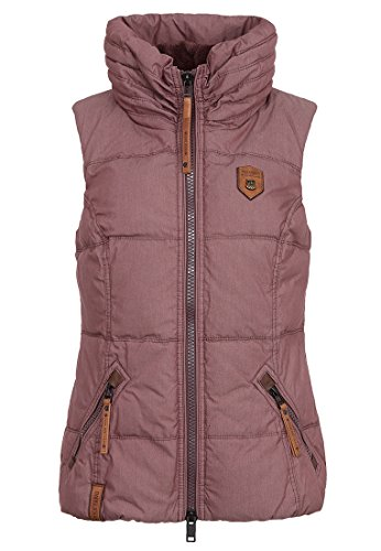 Damen Jacke Naketano Bademeister Flavour Jacke, Größe M, Farbe aubergini