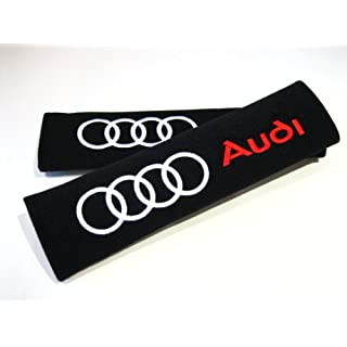 Racing Style Seat Belt Pads. Quattro A3 A4 A5 A6 RS6