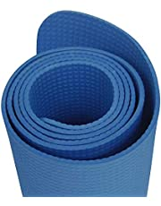 Onlymat Synthetic Yoga Mat, Multipurpose Workout Accessories- (180 x 60 x 0.1 cm)