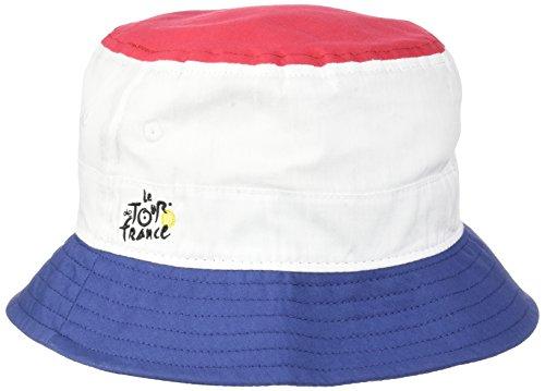 New Era Bucket French Flag Tour de France WHI Bob Unisex XL weiß (Tour De France Flag)