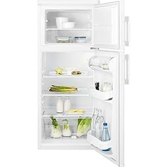Electrolux EJ1800AOW Autonome Blanc 132L 41L A+ - réfrigérateurs-congélateurs (Autonome, Placé en haut, A+, Blanc, SN-ST, 4*)