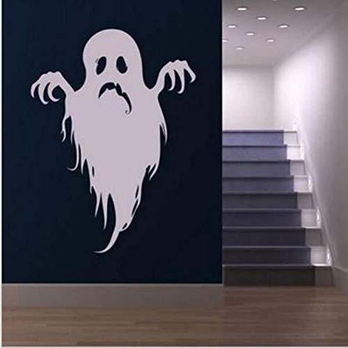 Bar Küche Wohnzimmer Esszimmer Hintergrund Wand Papier Dekorative Aufkleber Creative Wand Wandaufkleber Halloween,B