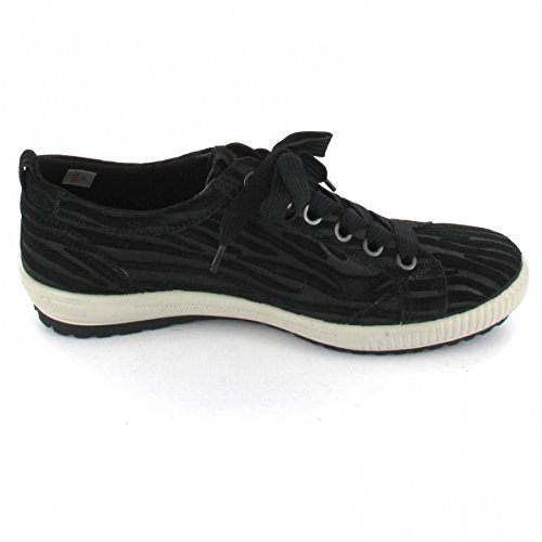 Legero TANARO 400823, Damen Sneakers Schwarz