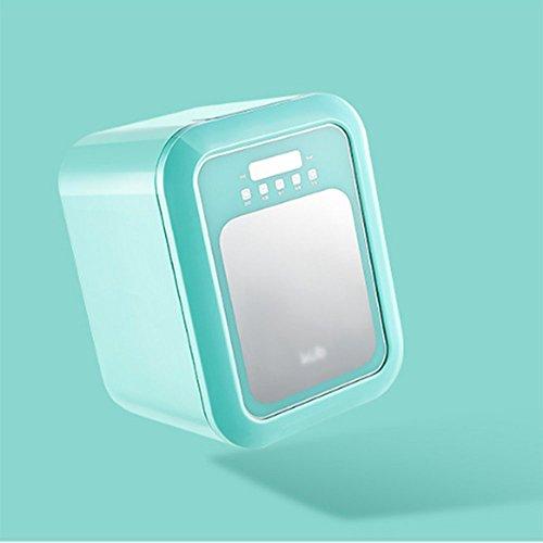 Sterilizzatore Con Essiccazione, Sterilizzazione UV Multi-Funzionale, Disinfettante 16L Grande Capacità Senza Odore, Rifiuto Inquinamento Secondario, Verde