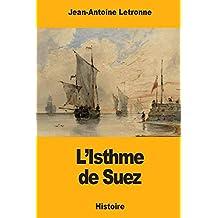 L'Isthme de Suez