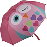 Fun character design;Easy to use;Designed to suit you;Keep dry in the rain;Perfect for adventures