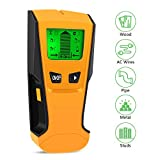 ctlite Stud Finder Metalldetektor,-in Multifunktions Wand Scanner Electric Box Finder ACHTUNG Detektor für AC Draht, Metall, Holz, Wand -