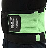 Preisvergleich für scarlet health | Rückengurt »XACT« zur Stabilisierung & Haltungskorrektur; lindert Schmerzen; für Damen und Herren...
