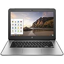 """HP 14 G3 Chromebook 14"""" (35,5 cm) Noir (2 Go de RAM, 16 Go, Nvidia Kepler, ChromeOS)"""