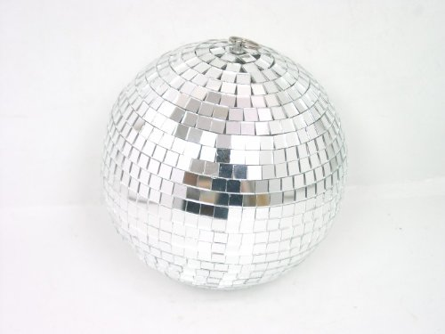 Bola de espejo de 10cm//bola de discoteca–mirror ball 10cm