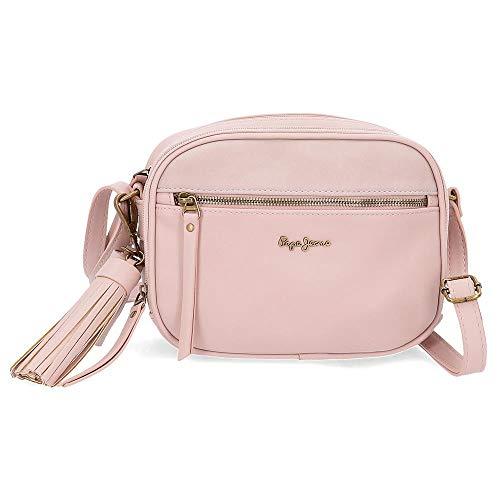 Pepe Jeans Bitmat Umhängetasche 23 cm, Rosa (Pink) - 7525463