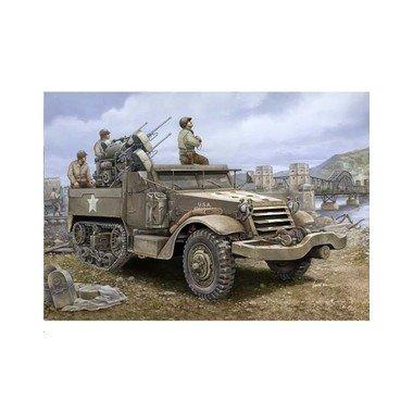 Trumpeter 00911 1:16 - US Army Halbkettenfahrzeug M16 (Us M16 Army)