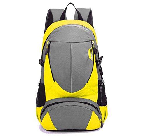 DONG Masse / Schulter / travel / Bergsteigen Tasche yellow