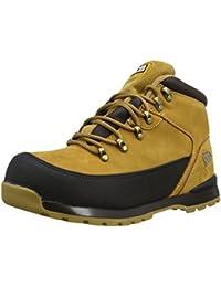 Timberland 47028 PRO Titan Oxford Safety Toe Shoe zapatos de seguridad, Marrón-Negro, 44.5