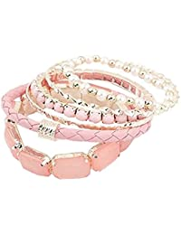 Bohemia Multi Layer Armkette Perlen Armband Armschmuck Armreif Schmuck
