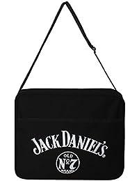 Jack Daniels Messenger Bag Black