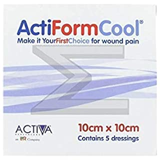 ACTI-FORM COOL 10X10CM 5