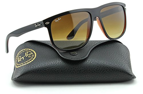Ray-Ban RB4147 609585 BLack Frame / Dark Brown Gradient Lens 60mm