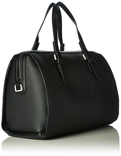 Calvin Klein Jeans - M4rissa Duffle, Borsa con Maniglia Donna Nero (Black)