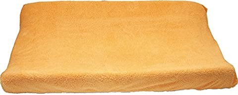 Changing Mat Cover Terry 80x50 cm, Orange