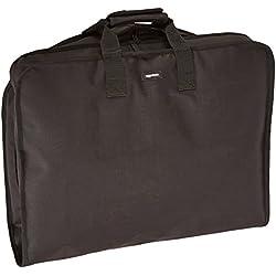 AmazonBasics Housse de protection pour vêtements/costumes 100 cm