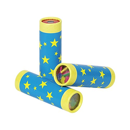 Kaleidoskop Sterne - 12er Set