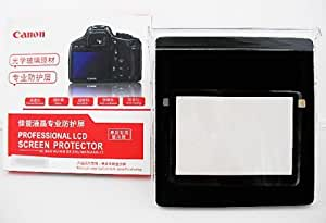 Professional LCD Optical Glass LCD Screen Protector for Canon EOS 6D/60D/600D Cameras