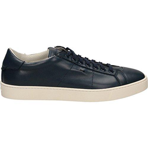 SANTONI , Chaussures de sport d'extérieur pour homme bleu bleu 41,5 EU Bleu