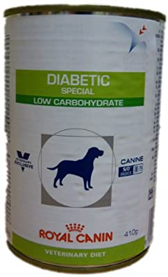 Royal Canin Veterinary Diet Wet Dog Food Diabetic Control 410 g (Pack of 1) by Royal Canin