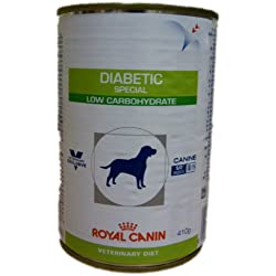 Royal Canin Diabetic Special Low Carbohydrate Nassfutter für Hunde - Bei Diabetes mellitus 1x410g