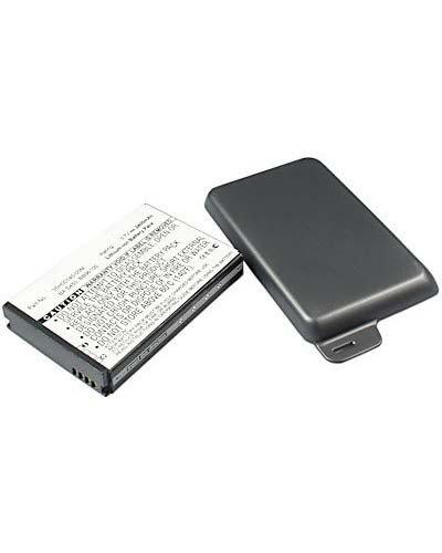 cellePhone Akku Li-Ion für HTC Desire Z / T-Mobile G2 - anthrazit - 2400 mAh (FAT)